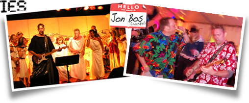 Jon Bos Rocks Corporate Parties Pic